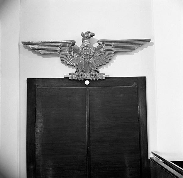 Ladislav Roller – Z interiéru siene Snemu Slovenskej republiky