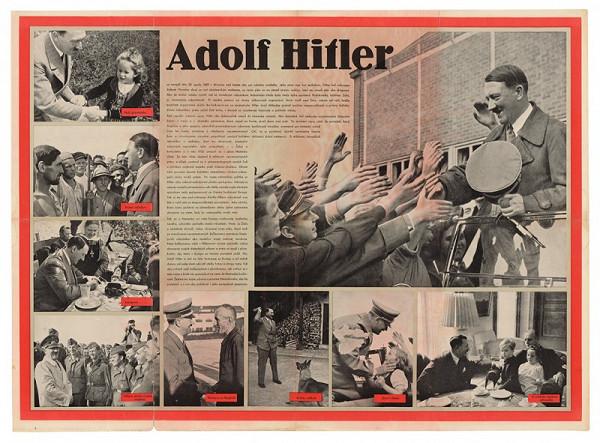 Neznámy autor – Adolf Hitler