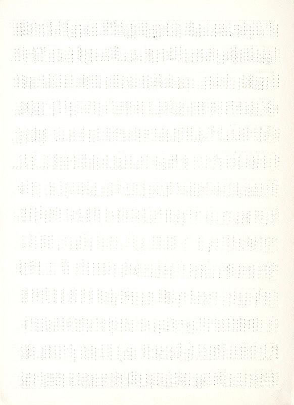 Peter Kalmus – Báseň - partitúra II.