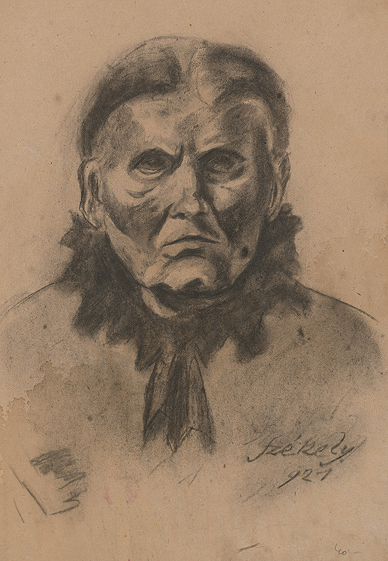 Ivan Anton Székely – Podobizeň ženy