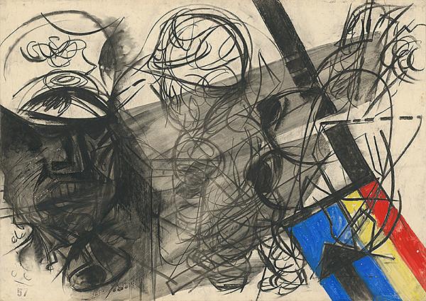 Jozef Kornúcik – Kresba č. 57