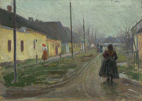 Jozef Theodor Mousson - Na dedine