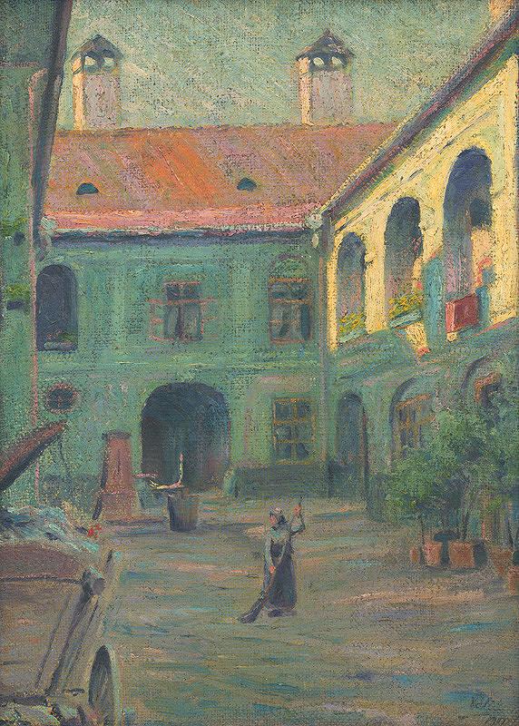 Ladislav Váli – Košický dvor