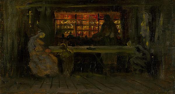Ferdinand Katona – Večer
