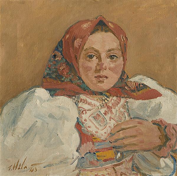 Jan Hála - Dievča z Važca