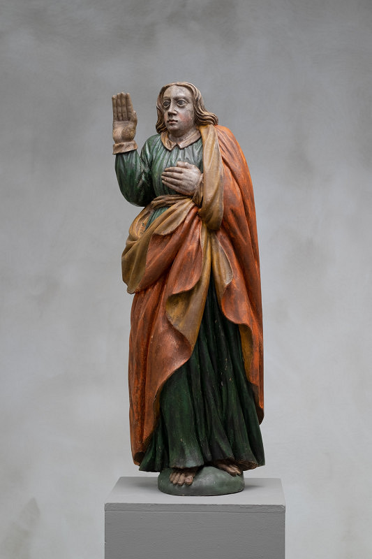Východoslovenský sochár z 1. polovice 19. storočia – Sv. Ján