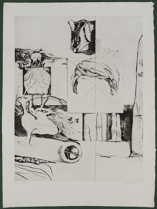 Naděžda Plíšková – Triptych II