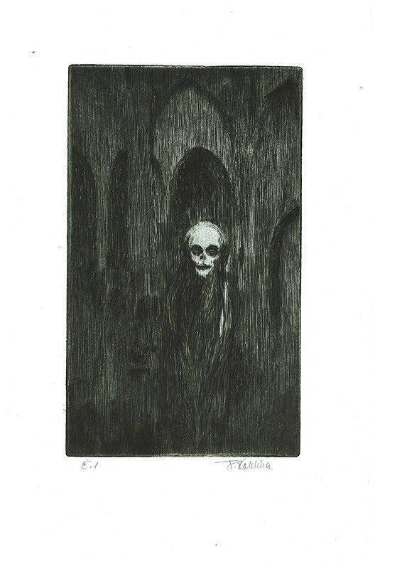 František Kobliha – Ilustrace k Poeovi