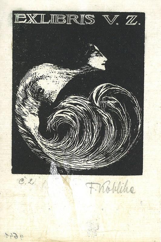 František Kobliha – Ex libris, V. Z.