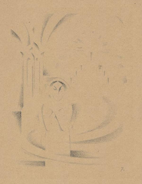 Rudolf Adámek - Meditace