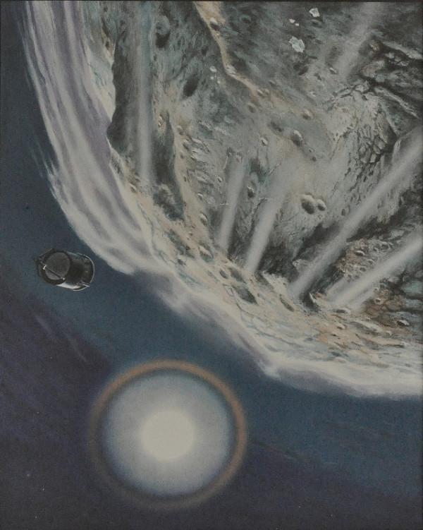 Luděk Pešek – Halleyova kometa