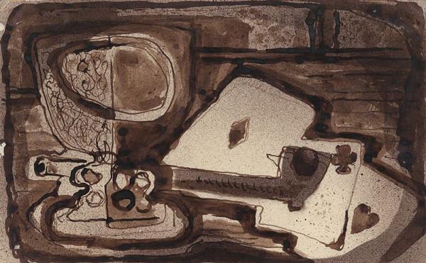 Jan Benda - Karty na stole