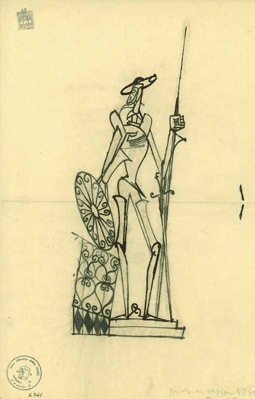 František Tichý – Don Quijote