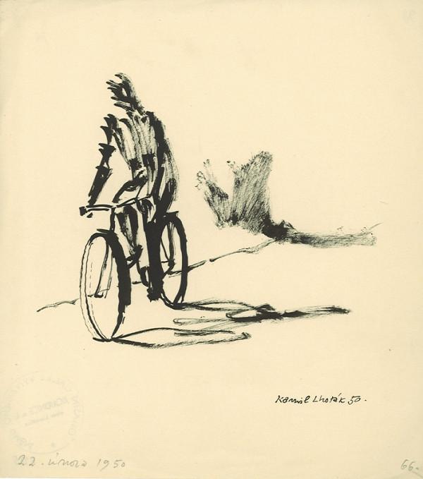 Kamil Lhoták – Cyklista