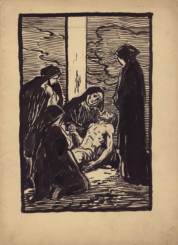 Rudolf Adámek – Snímání s kříže