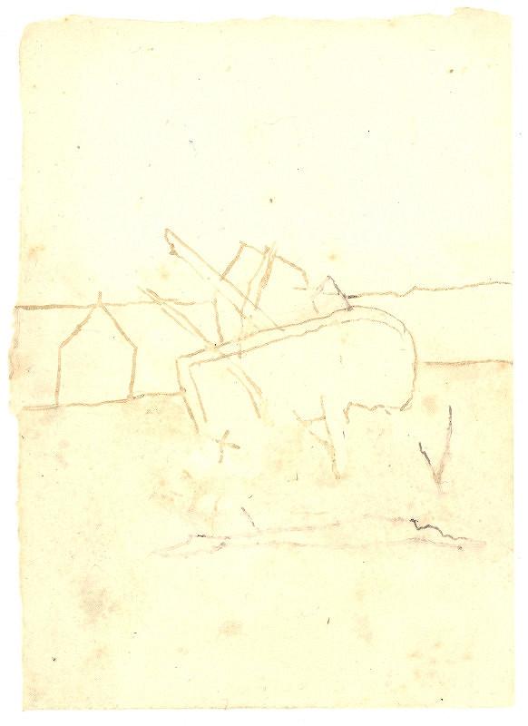Michal Ranný – Židovský hřbitov