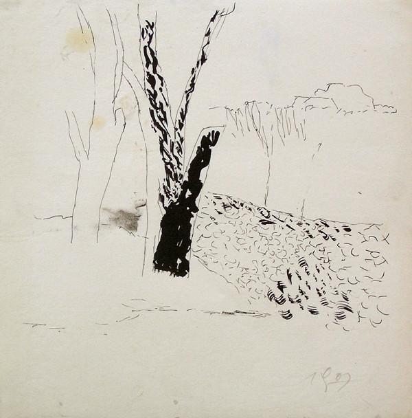 Michal Ranný – Dva stromy