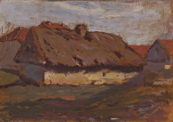 Antonín Slavíček – Pastouška ve Štolmíři