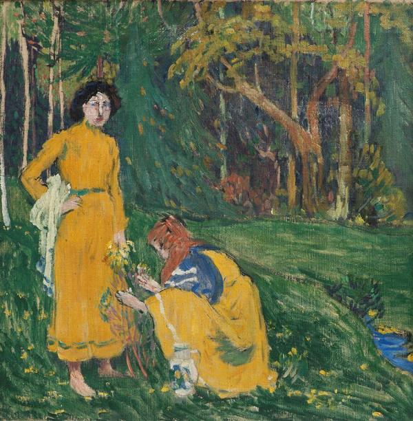 Jan Preisler – Zelené jaro