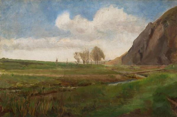 František Kaván – Louka pod skalami