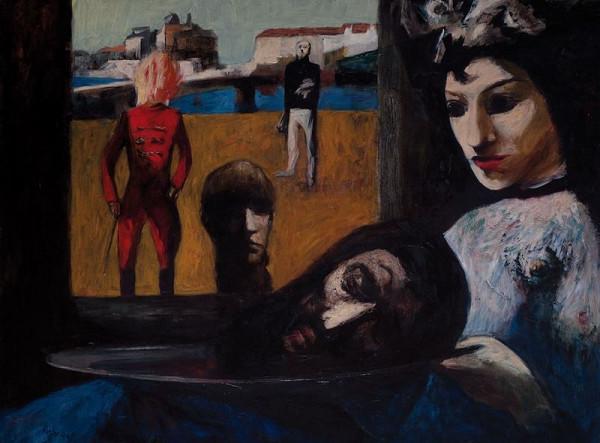 Josef Liesler – Salome