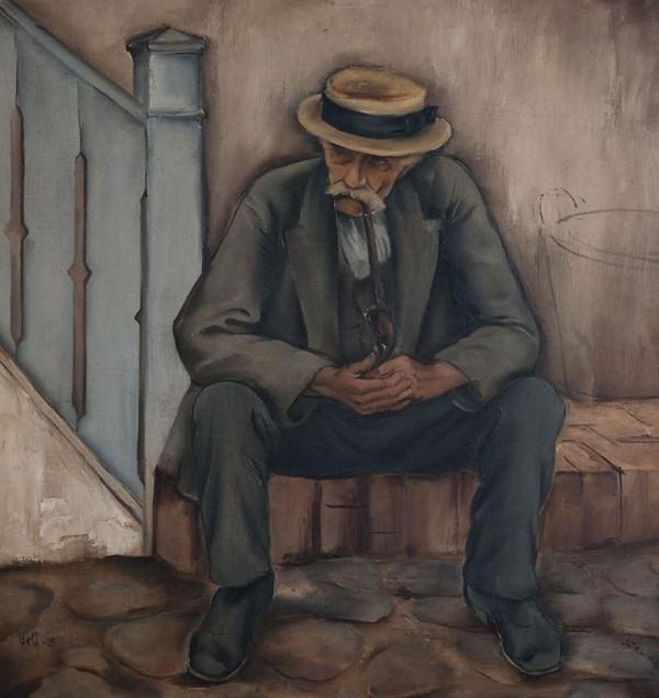 Miloslav Holý – Na lavičce