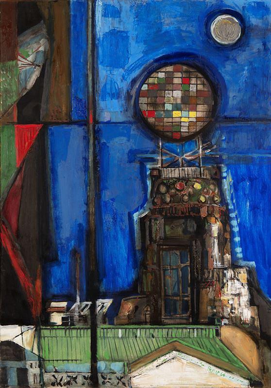 Josef Liesler – Noc nad městem