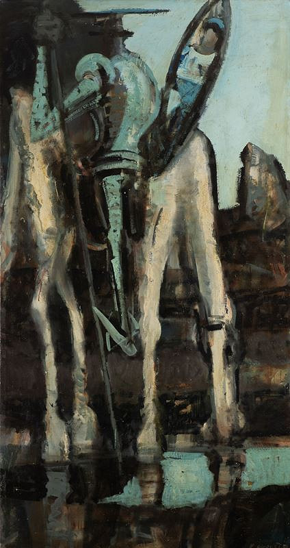Karel Souček - Don Quijote - Napájení
