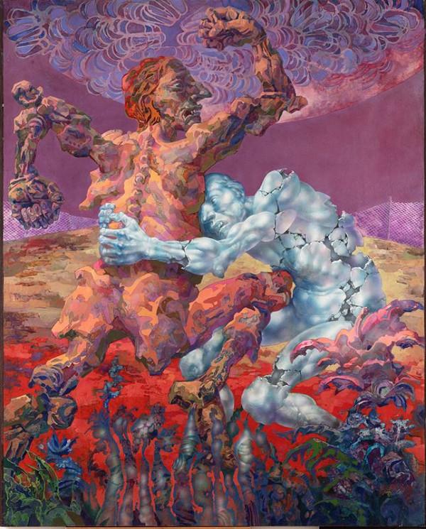 Zbyšek Sion – Zápasníci
