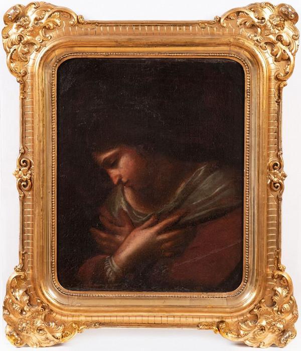 Neznámý český autor – Zvěstování P. Marii