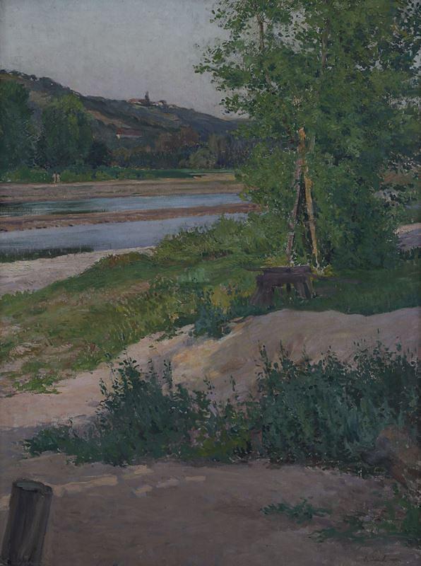 Miloš Jiránek – U řeky