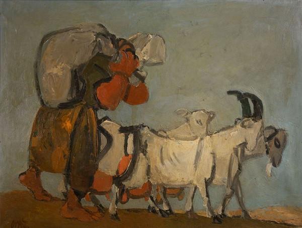 Alois Vitík – Z pastvy