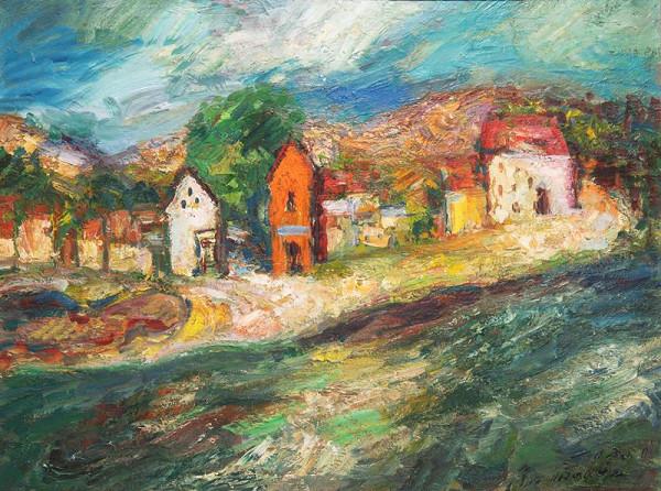 Jan Bauch – Krajina u Troje