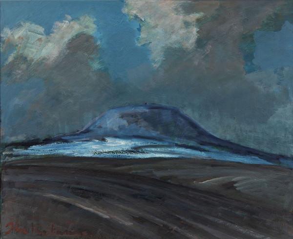 Jan Kalous – Zimní Říp