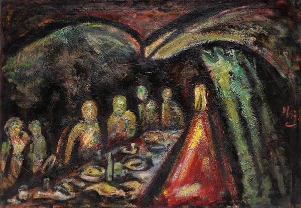 Václav Hejna – Poslední večeře