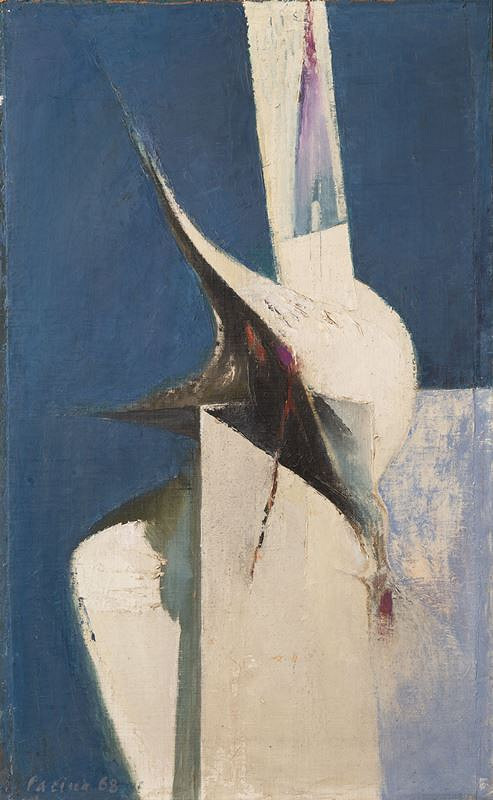 Bohdan Lacina - Pták