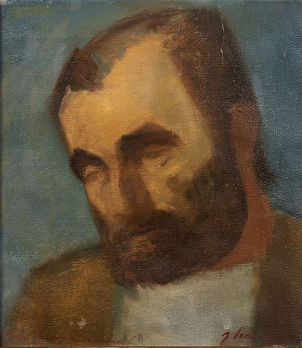 Josef Peca – Portrét