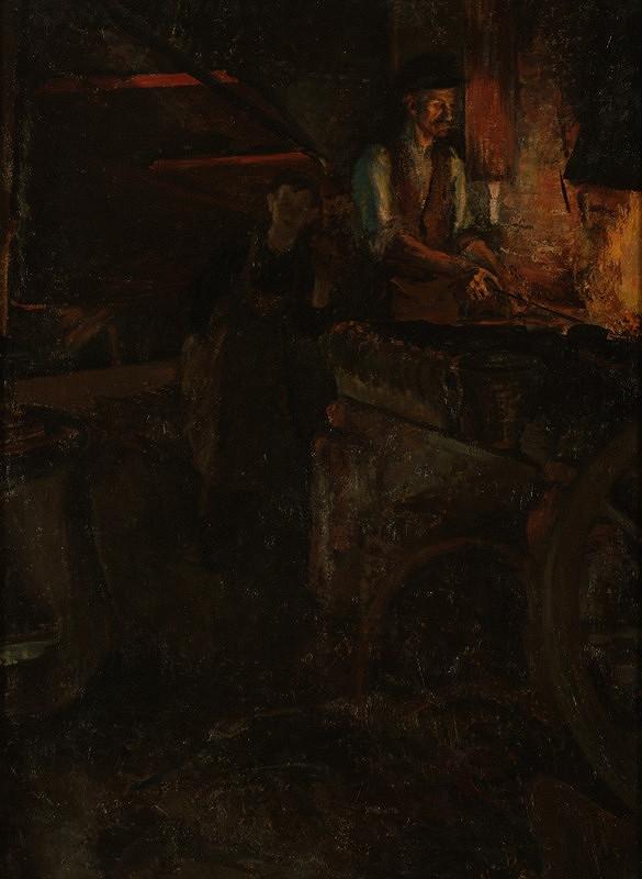 Miloš Jiránek – Kovář v Troji