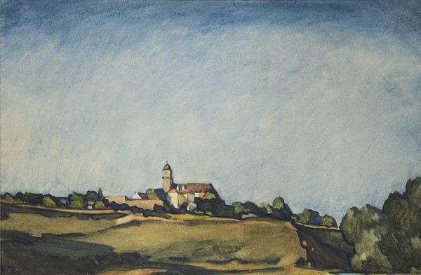 Jan Angelo Zeyer – Vesnice