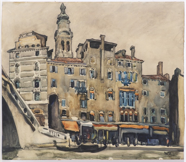 Jan Angelo Zeyer – Benátky