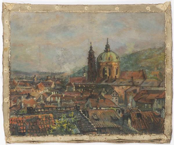 Zdeňka Kalašová – Chrám sv. Mikuláše v Praze