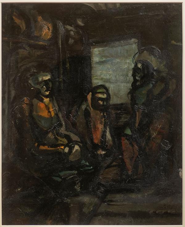 Vladimír Fuka – Ve vlaku