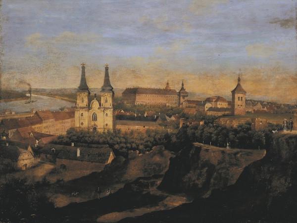 Jan Nepomuk Friedrich – Roudnice z roku 1850