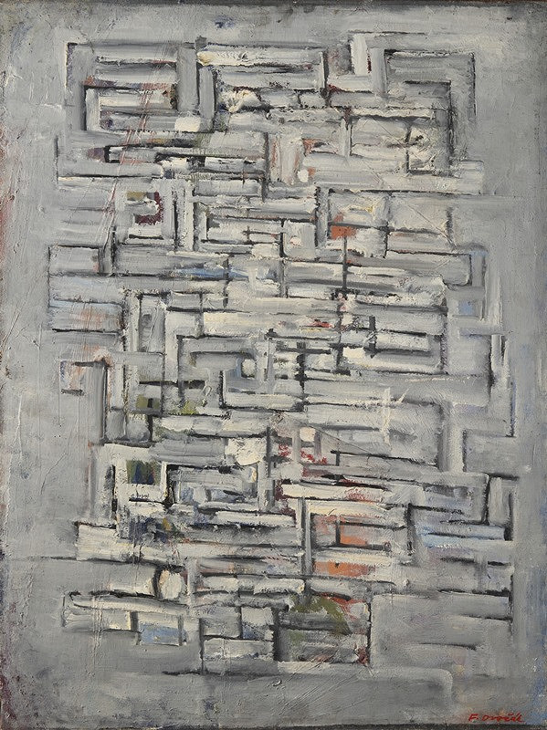 František Dvořák – Komposice v bílé