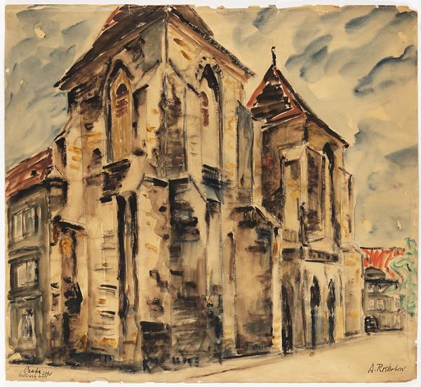 Anna Roškotová – Maltézský kostel