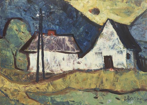 Zuzana Bellušová-Rusková – Horáreň