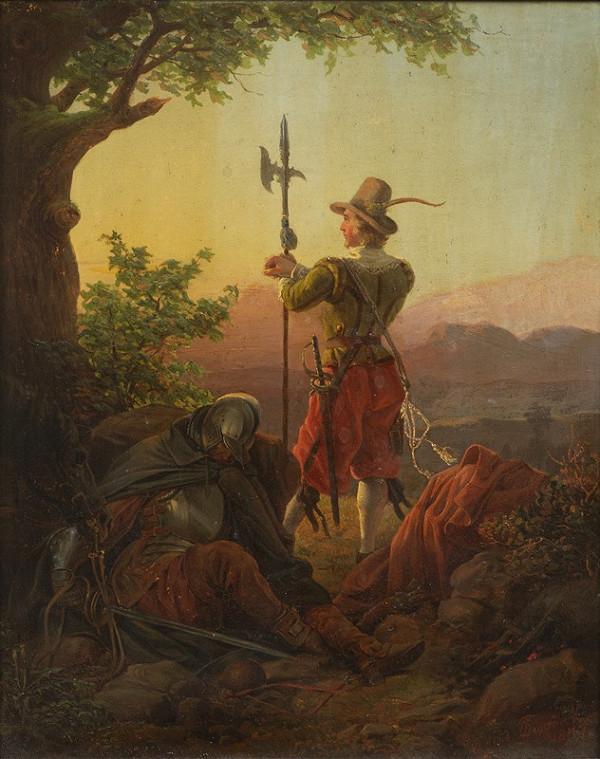 Antonín Dvořák – Noční stráž