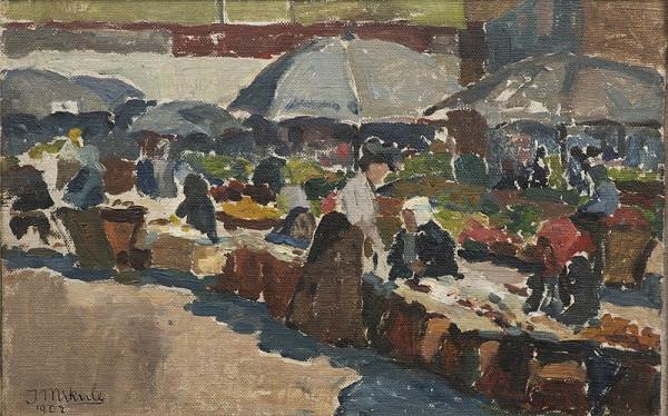Jan Mikule – Ovocný trh