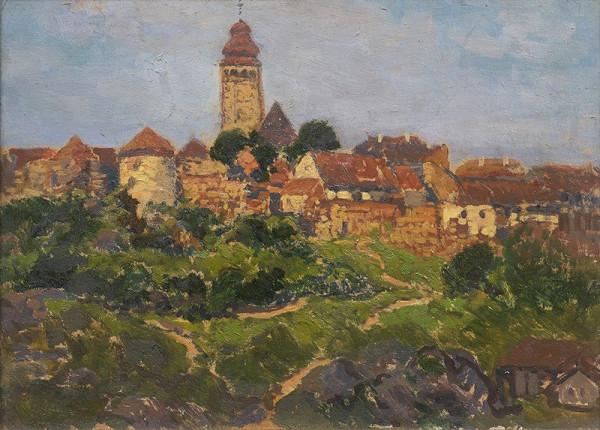 Karel Langer – Bechyně
