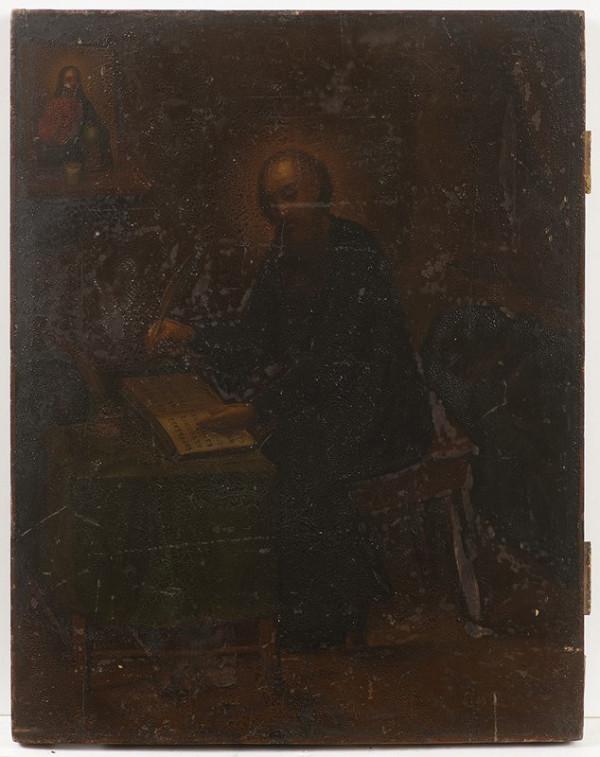 Neznámý český autor - Evangelista